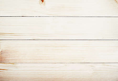 light wooden planks texture with branch photo