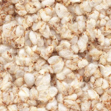 galettes: buckwheat cracker background