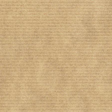 茶色の紙テクスチャ ストライプ背景 写真素材