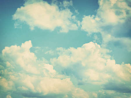 clouds and skies: Blue sky, clouds and sun light background