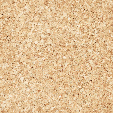 Compressed brown cork board background photo