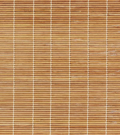 light brown bamboo mat texture photo