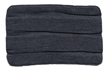 creasy: creasy black jeans lable