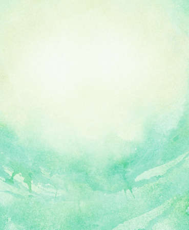 Abstract painted light watercolor background