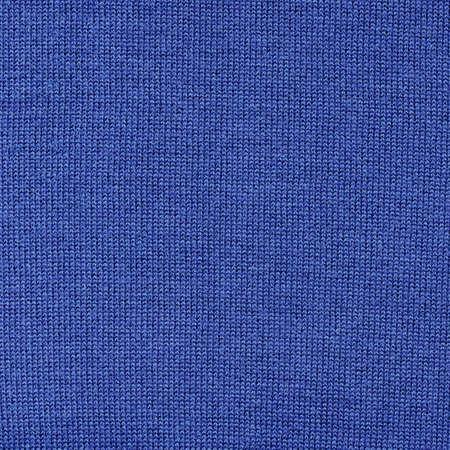sartorial: Woven cotton blue fabric texture Stock Photo