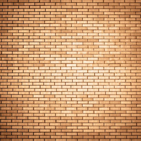 brown brick wall background photo