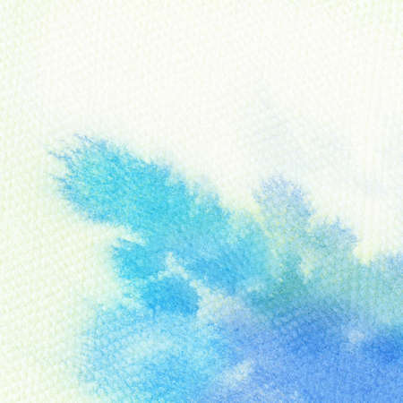 watercolour painting: Abstract painted watercolor background