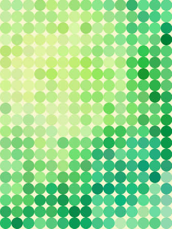 green texture: Green texture, pattern from circle shapes  Abstract geometric background