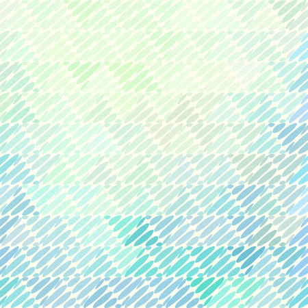 Light texture, pattern from oval shapes and triangle