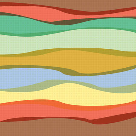 waves pattern: Abstract waves pattern  Colorful background