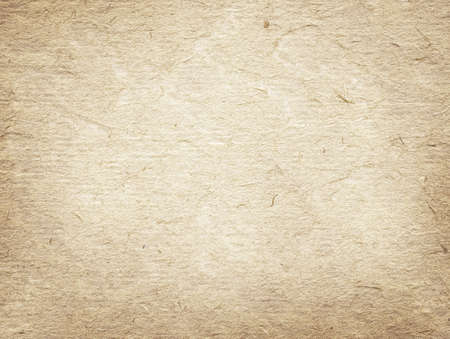 Light brown recycled paper texture. Clean background Stock Photo