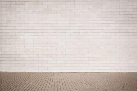 Jasnobrązowy mur tekstury z chodnika. Ilustracji wektorowych