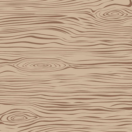 table surface: Brown wooden plank, cutting board, floor or table surface. Vector illustration Illustration