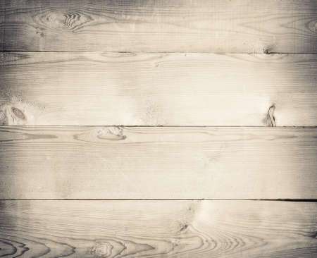 Old light grunge wooden planks texture or table surface  免版税图像