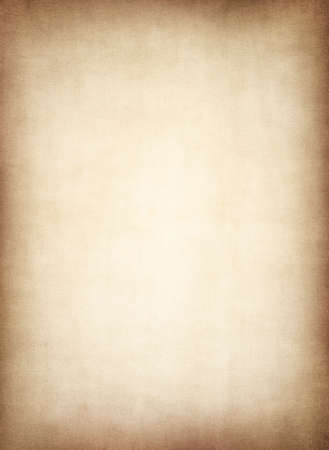 Brown parchment paper texture with copy space