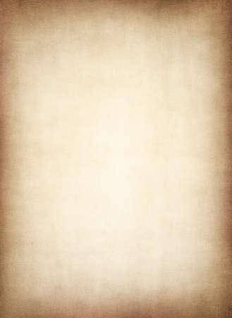 pergamino: Brown textura de papel de pergamino con copia espacio Foto de archivo