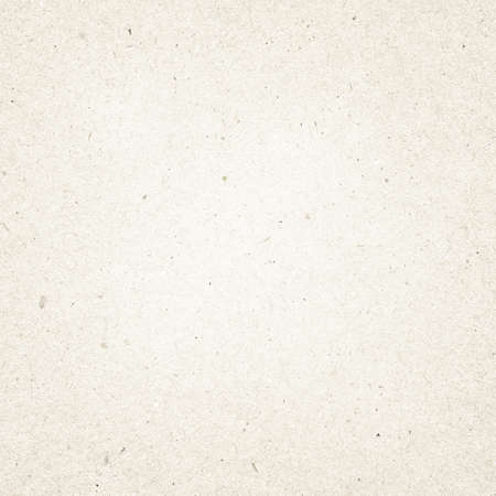 Grey recycled paper texture with copy space Standard-Bild