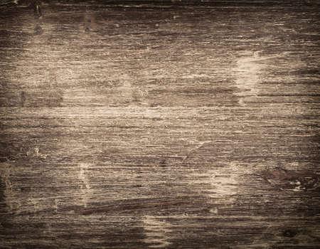 Dark scratched grunge cutting board. Standard-Bild