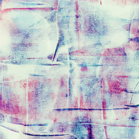 acrylic painting: Colorful abstract watercolor acrylic painting. Illustration