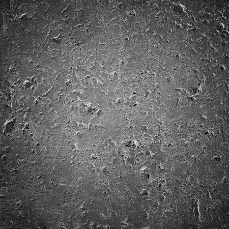 footway: Black cracked concrete wall, blacktop texture vignette