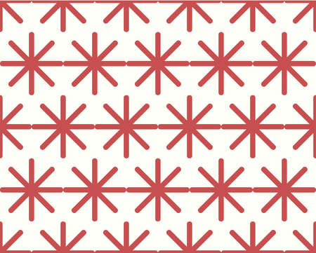 backdrop: Red stars textile backdrop.
