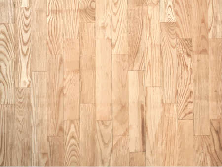 flooring: Brown parqueted floor, wooden texture with vertical planks.