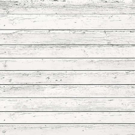 Wit, grijs houten muur textuur, oude geschilderd grenen planken