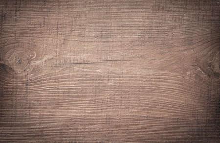 Brązowy porysowany drewniane deski do krojenia.