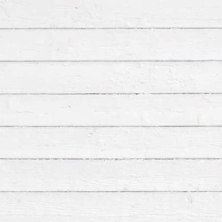 White painted wall, fence, floor, table surface. Wooden texture. Vector illustration Illustration