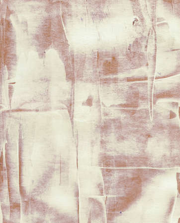 tempera: Grunge watercolor acrylic painting. Abstract brown background.