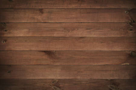 Grunge wooden texture with horizontal planks.  Floor surface