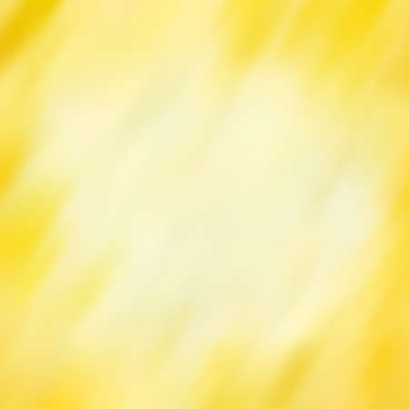 background yellow: Light yellow blurred background for web design. Concept of blurred sun light. Stock Photo