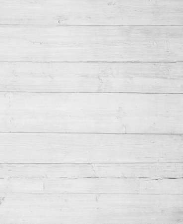 White painted wall fence floor or table surface. Wooden texture. 免版税图像 - 43561335
