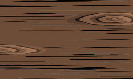 table surface: Brown wooden cutting board. Vector wood texture.