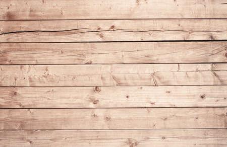 Texture bois marron clair avec des planches horizontales, table, bureau ou la surface du mur. Banque d'images - 44587338