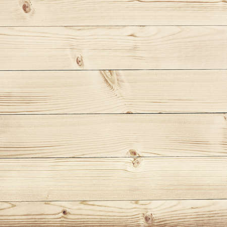 wooden surface: Light wooden texture with horizontal planks, table, desk or wall surface.