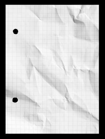 grid paper: Graph grid notebook squared paper with copy space