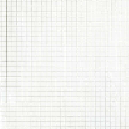 grid paper: Graph grid notebook squared paper with copy space.
