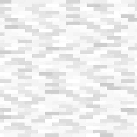 Modelo de la pared de ladrillo gris claro. Vector de fondo. Foto de archivo - 50178410