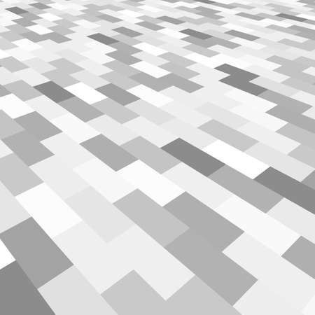 Diagonal gray tile walkway texture with a perspective.