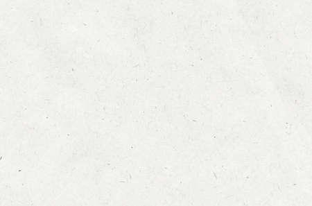 Leichte weiße recycelte Papier Textur mit Kopie Raum.