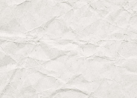 White recycled paper texture with copy space.