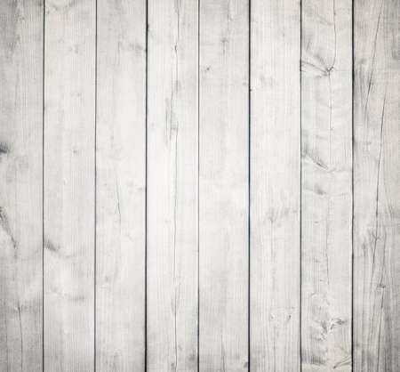 Grey wooden planks, wall, tabletop, ceiling or floor surface. Wood texture Archivio Fotografico