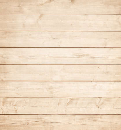 Light brown wooden planks, wall, tabletop, ceiling or floor surface. Wood texture Stock Photo