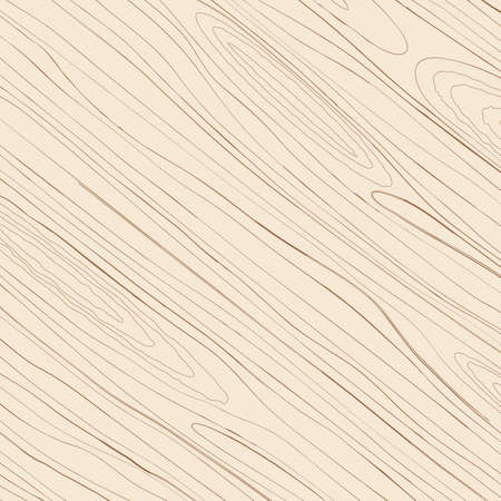 Light brown diagonal wooden texture, cutting chopping board. Illustration