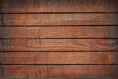 wood board: Brown grunge wooden planks, tabletop, floor surface or wall