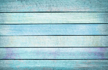 wall texture: Light blue wooden planks, tabletop, floor surface or wall. Wood texture