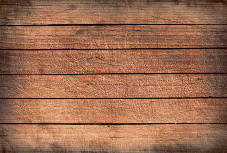 Brown grunge houten planken, tafelblad, vloer of wand