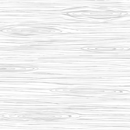 White wooden wall, plank, table or floor surface. Cutting chopping board. Wood texture Vectores