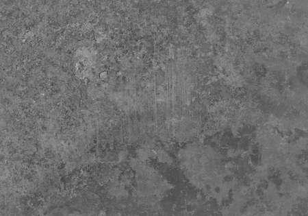 grunge envejecido de la textura de metal gris. Viejo fondo del hierro Foto de archivo
